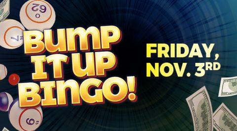 Image of Fall Into Bingo – Friday, October 13