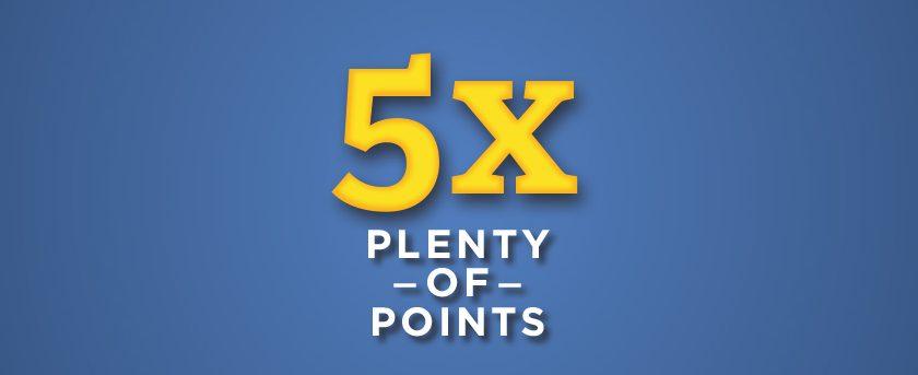Image of Plenty of Points (Saturday)