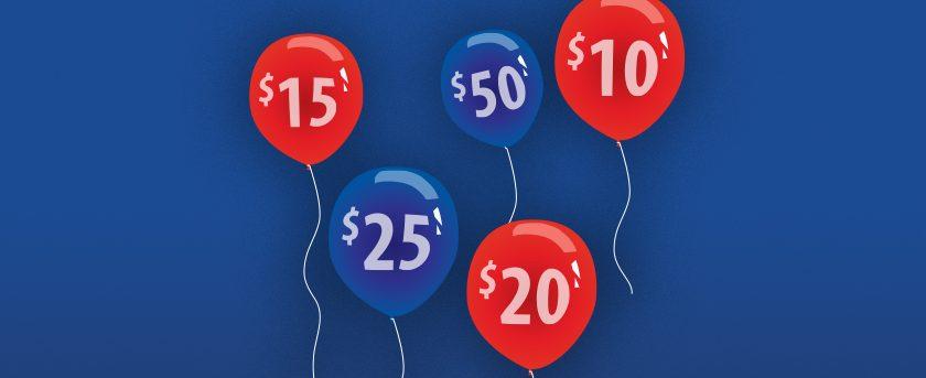 Image of (Saturday) Ballon Bustin' Bonus