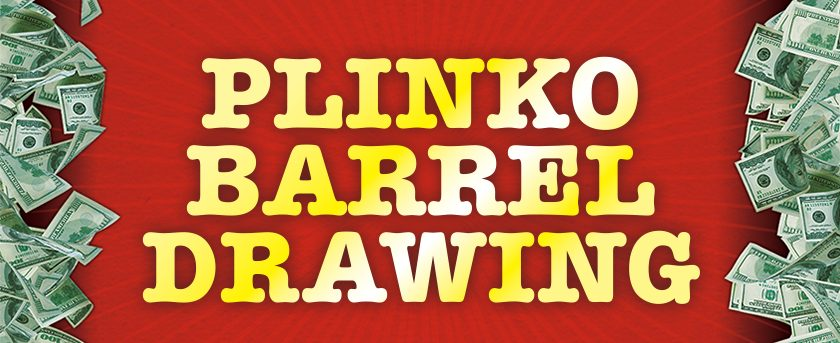 Image of Plinko Barrel Drawing