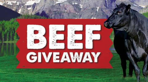 Image of Beef Giveaway
