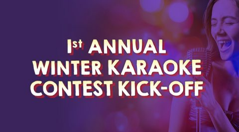 Image of 1st Annual Winter Karaoke Contest Kick-Off