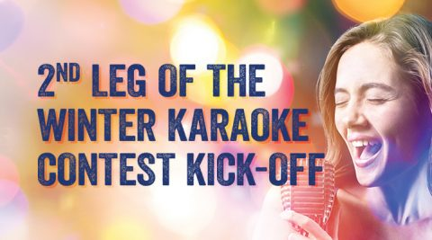 Image of Winter Karaoke Kickoff