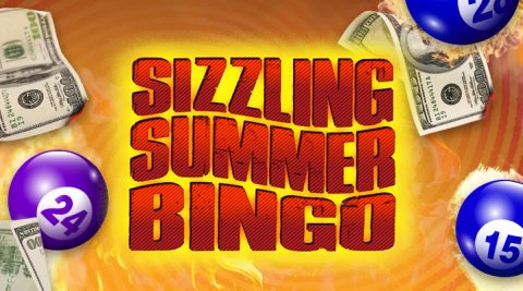 Image of Sizzling Summer Bingo