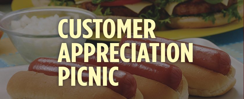 Image of Customer Appreciation Picnic