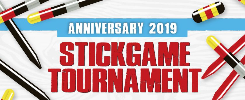 Image of Anniversary 2019 Stickgame Tournament