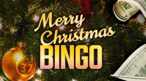 Image of Merry Christmas Bingo (December)